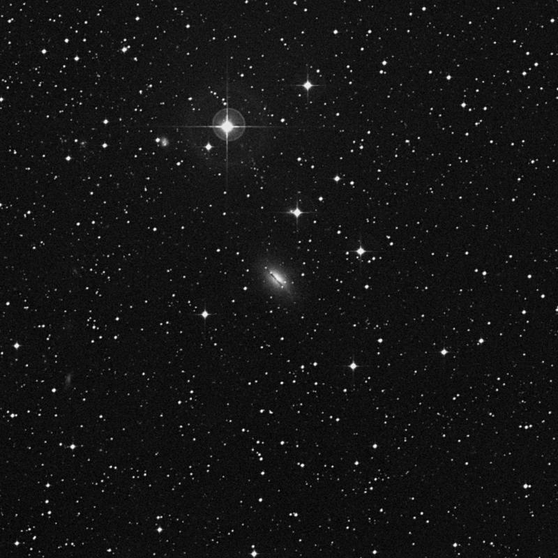 Image of NGC 2076 - Lenticular Galaxy star