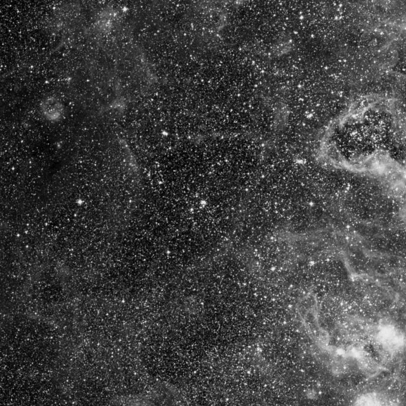 Image of NGC 2102 - Open Cluster in Dorado star
