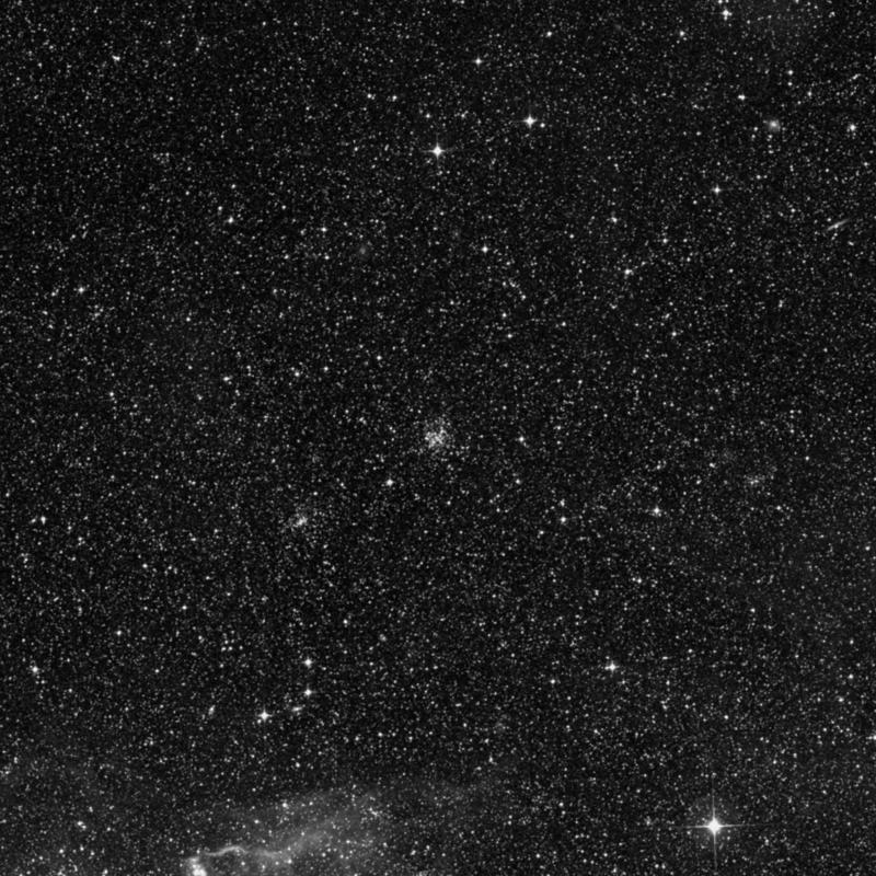 Image of NGC 2105 - Globular Cluster in Dorado star