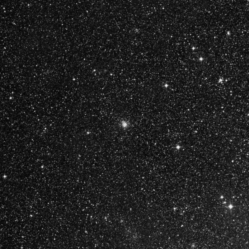 Image of NGC 2109 - Open Cluster in Dorado star