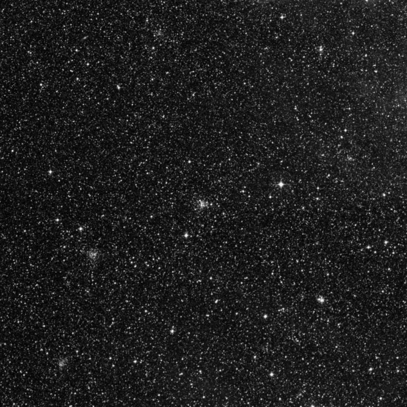 Image of NGC 2117 - Open Cluster in Dorado star