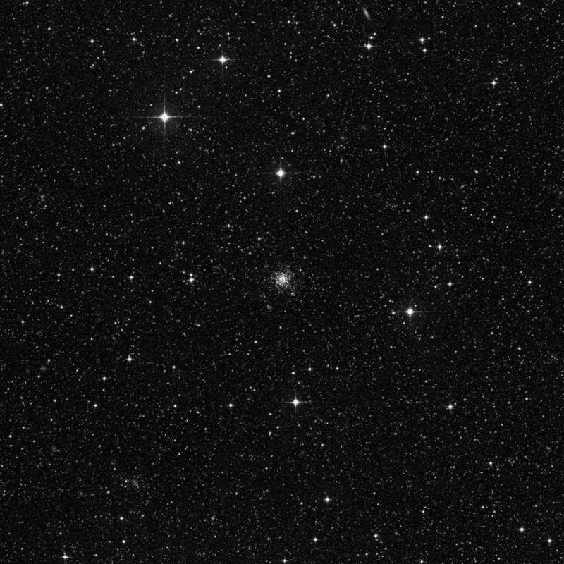 Image of NGC 2120 - Globular Cluster in Dorado star