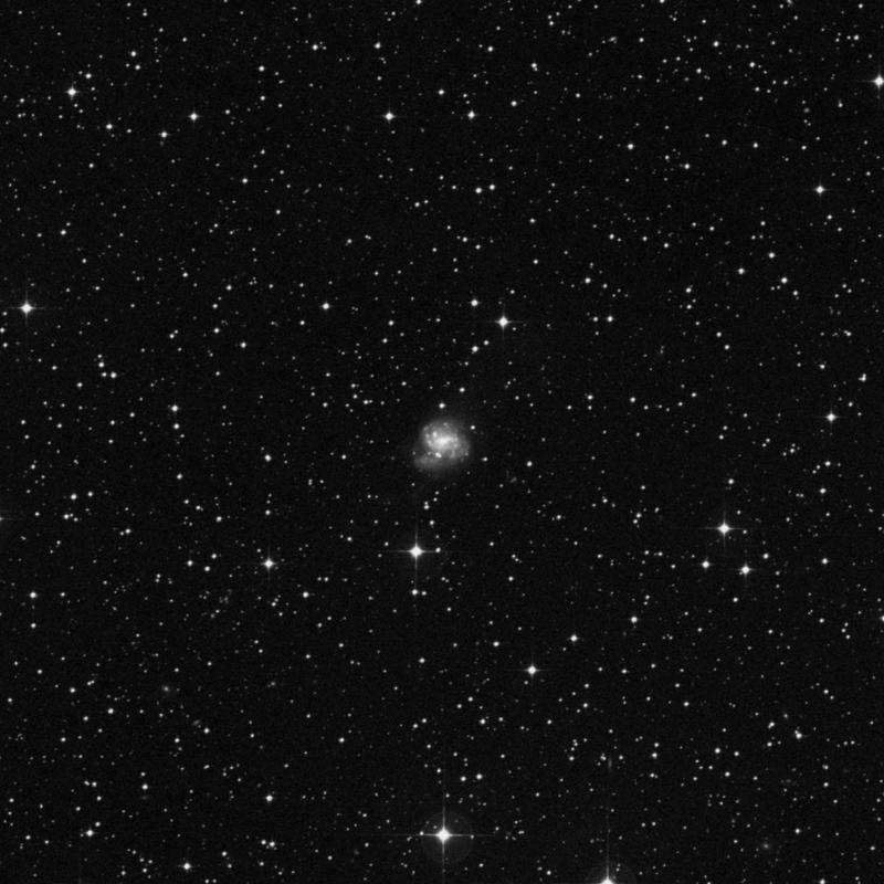 Image of NGC 2139 - Spiral Galaxy star