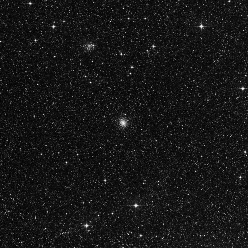 Image of NGC 2154 - Globular Cluster in Dorado star