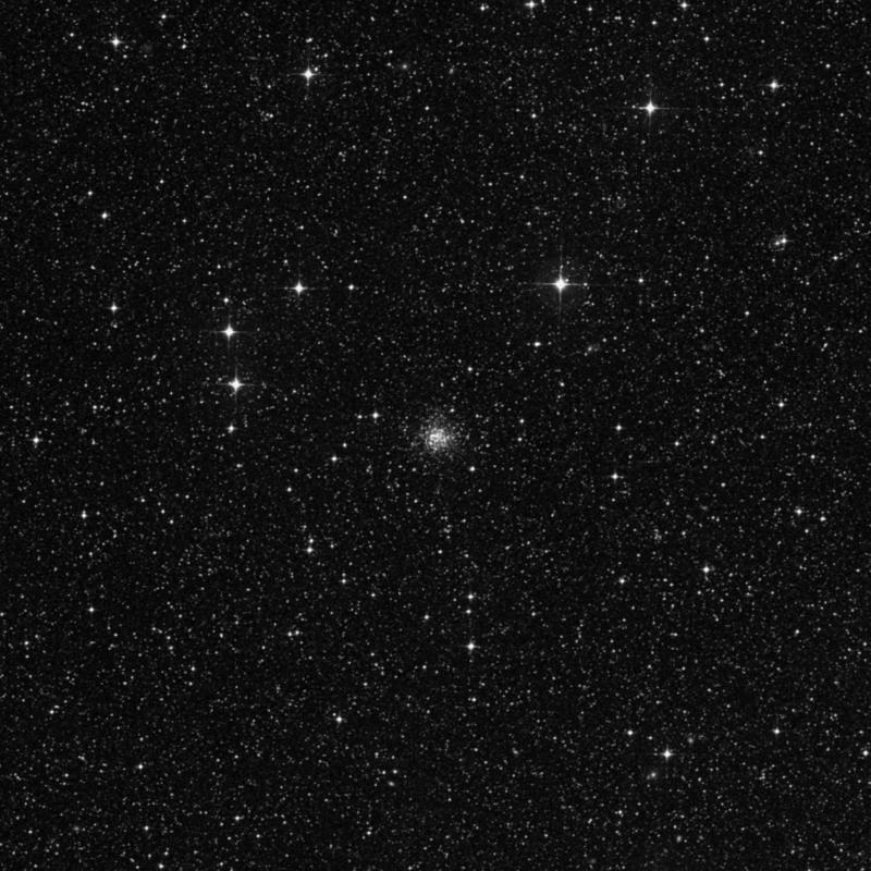 Image of NGC 2155 - Globular Cluster in Dorado star