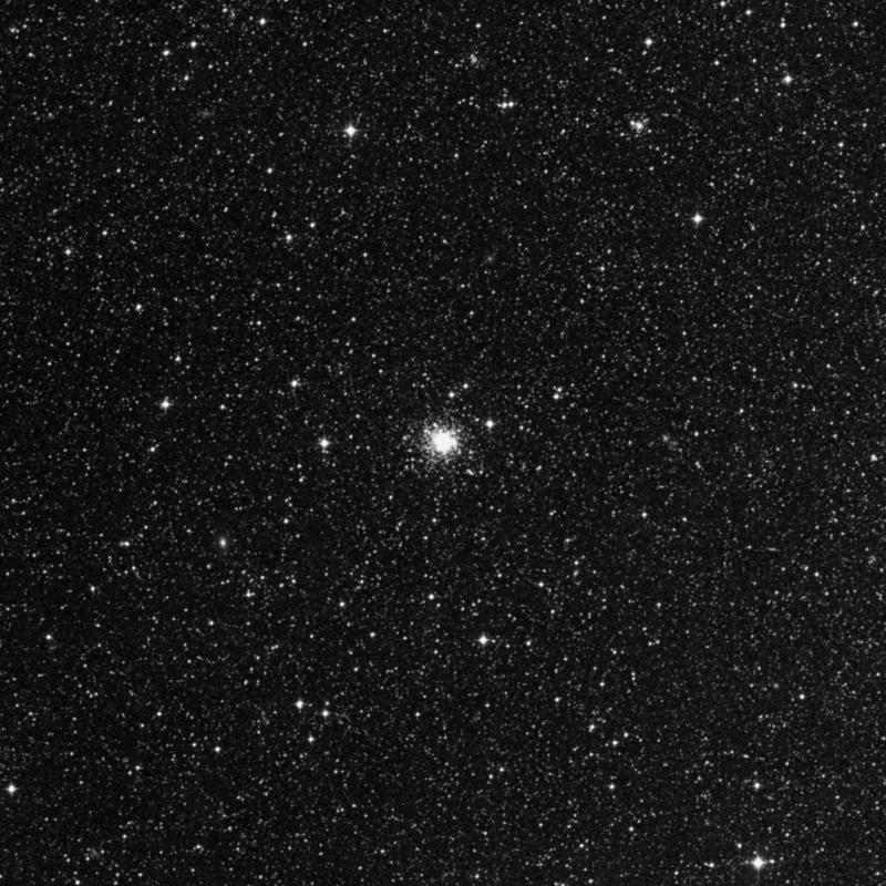 Image of NGC 2157 - Globular Cluster in Dorado star