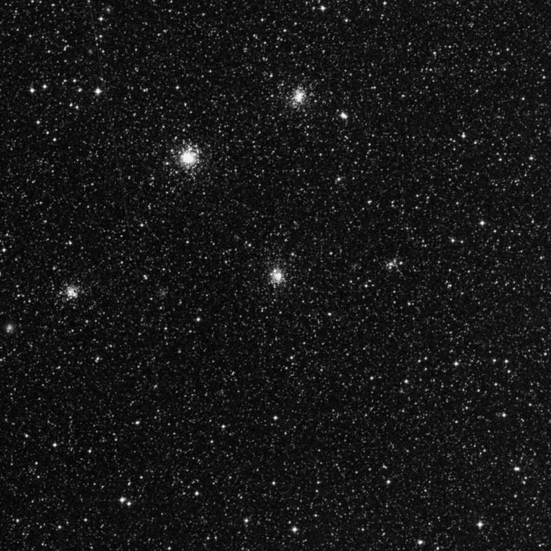 Image of NGC 2159 - Globular Cluster in Dorado star