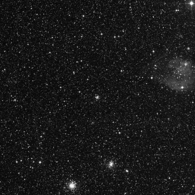 Image of NGC 2160 - Open Cluster in Dorado star