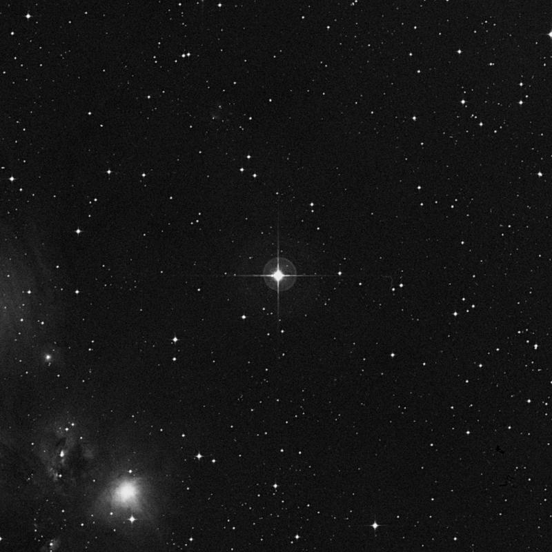 Image of NGC 2167 - Star in Monoceros star