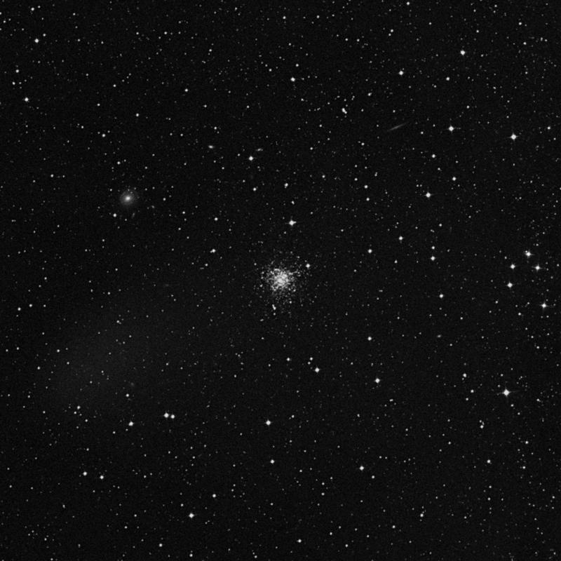 Image of NGC 2203 - Globular Cluster in Mensa star