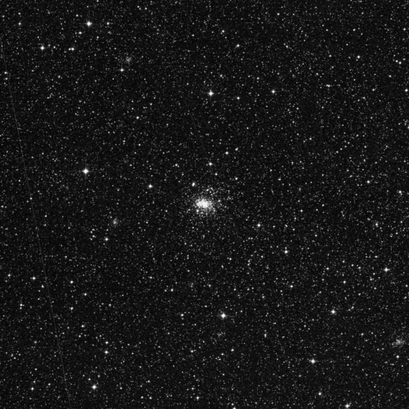 Image of NGC 2214 - Open Cluster in Dorado star
