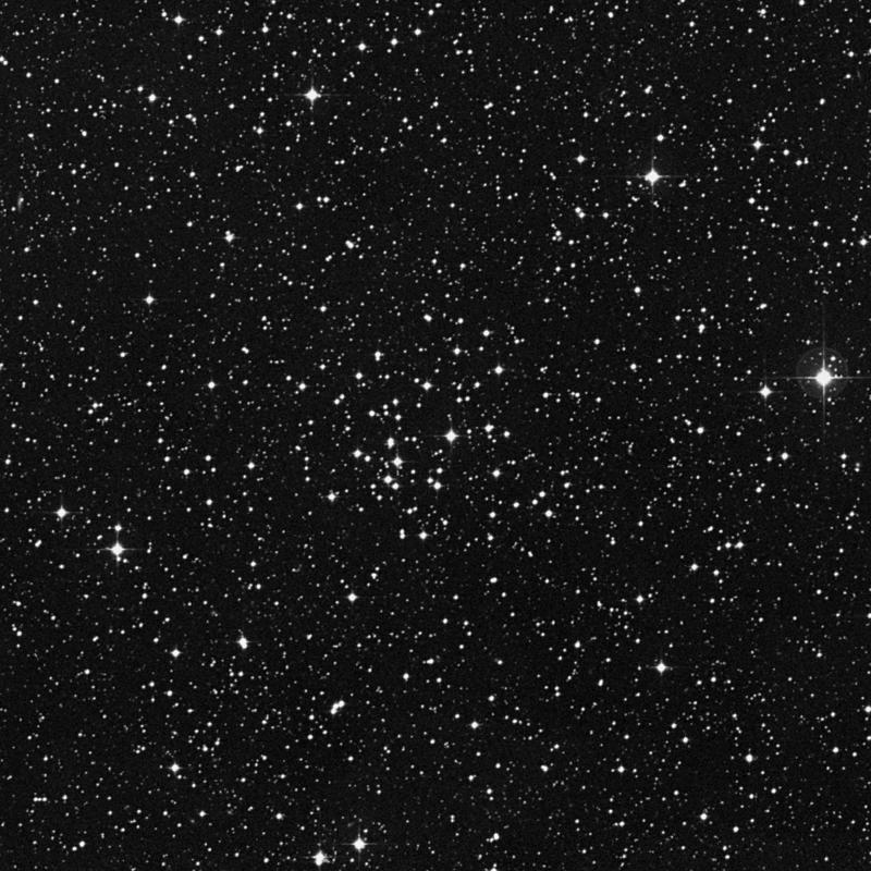Image of NGC 2215 - Open Cluster in Monoceros star