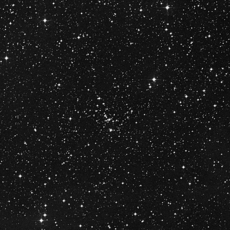 Image of NGC 2225 - Open Cluster in Monoceros star