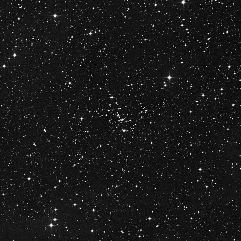 Image of NGC 2226 - Open Cluster in Monoceros star