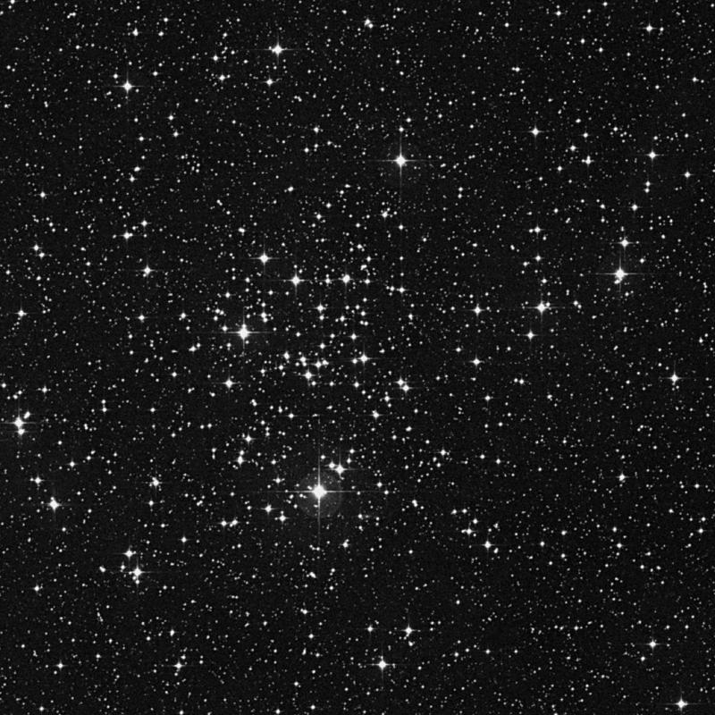 Image of Messier 50 - Open Cluster in Monoceros star