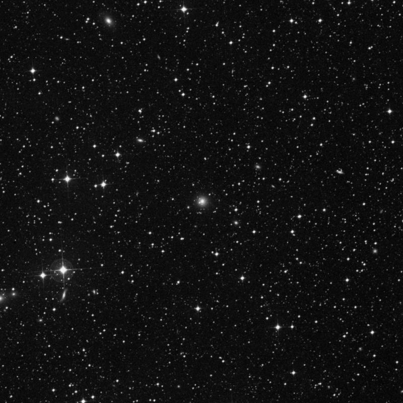 Image of NGC 2228 - Lenticular Galaxy in Dorado star