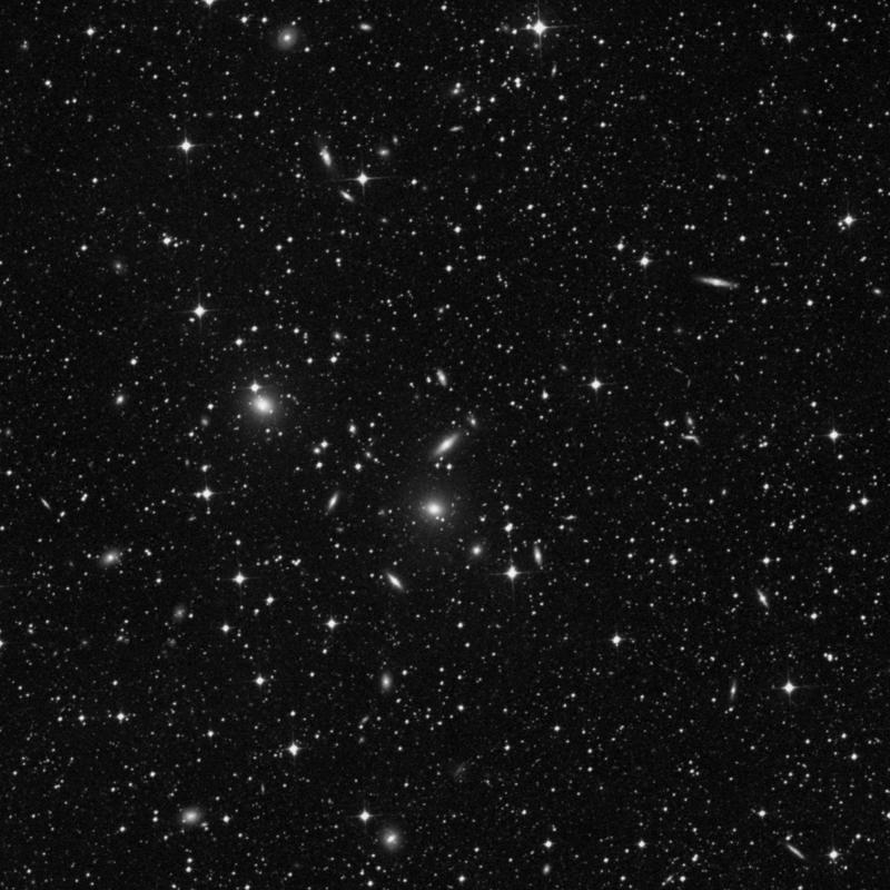 Image of NGC 2229 - Lenticular Galaxy in Dorado star