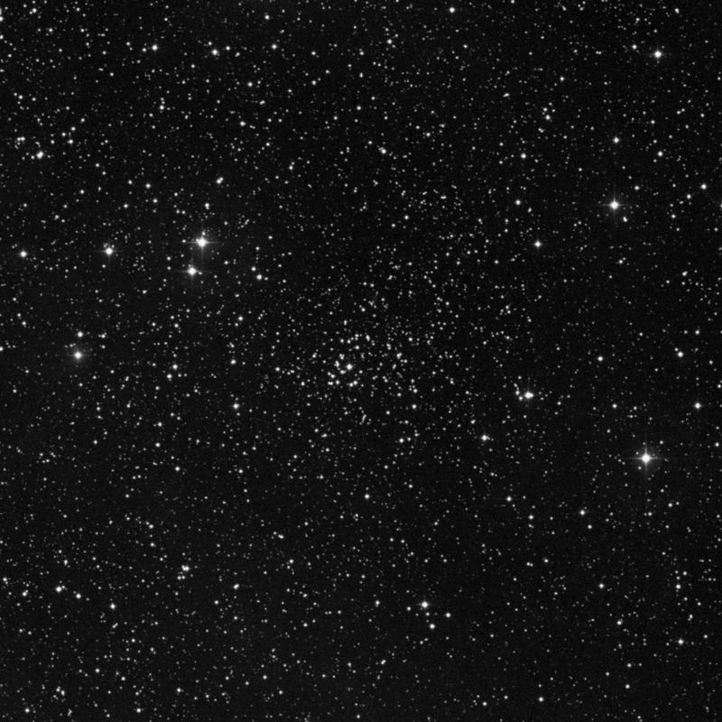 Image of NGC 2236 - Open Cluster in Monoceros star