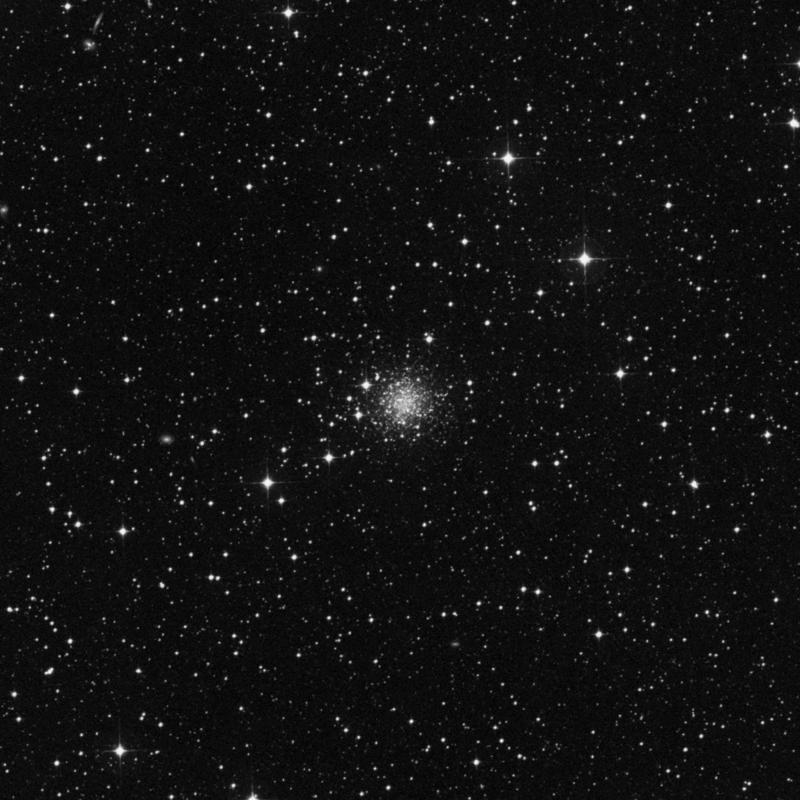 Image of NGC 2257 - Globular Cluster in Dorado star