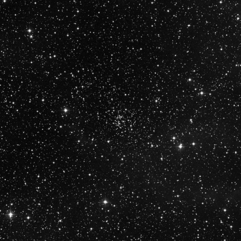 Image of NGC 2262 - Open Cluster in Monoceros star