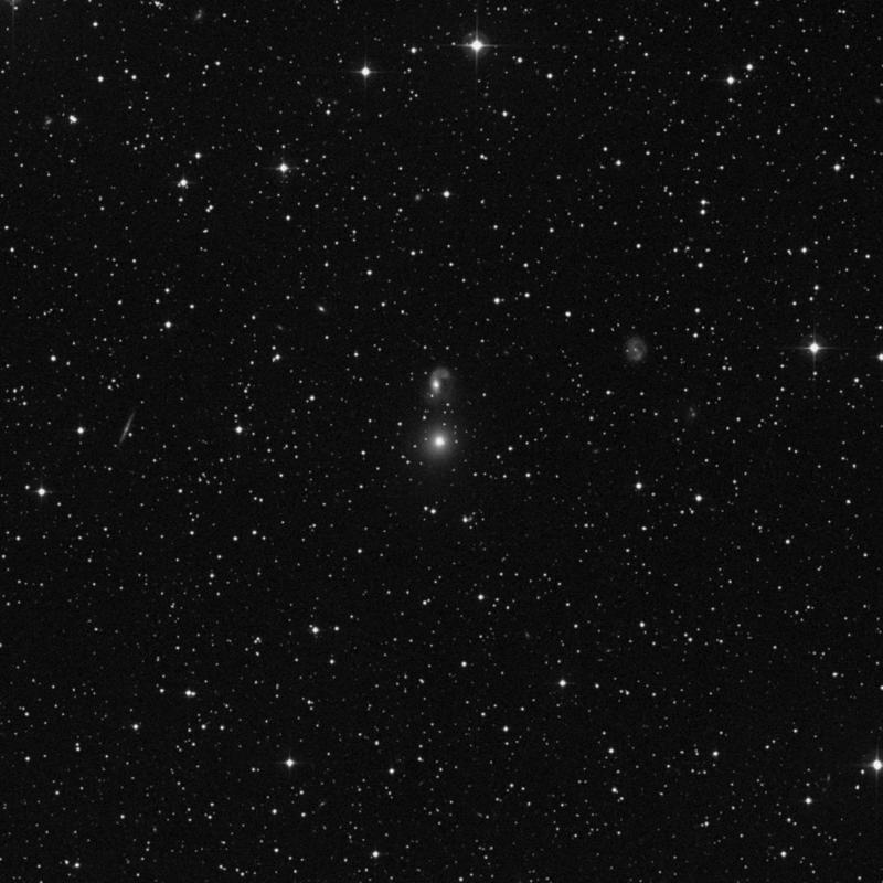 Image of NGC 2274 - Elliptical Galaxy star