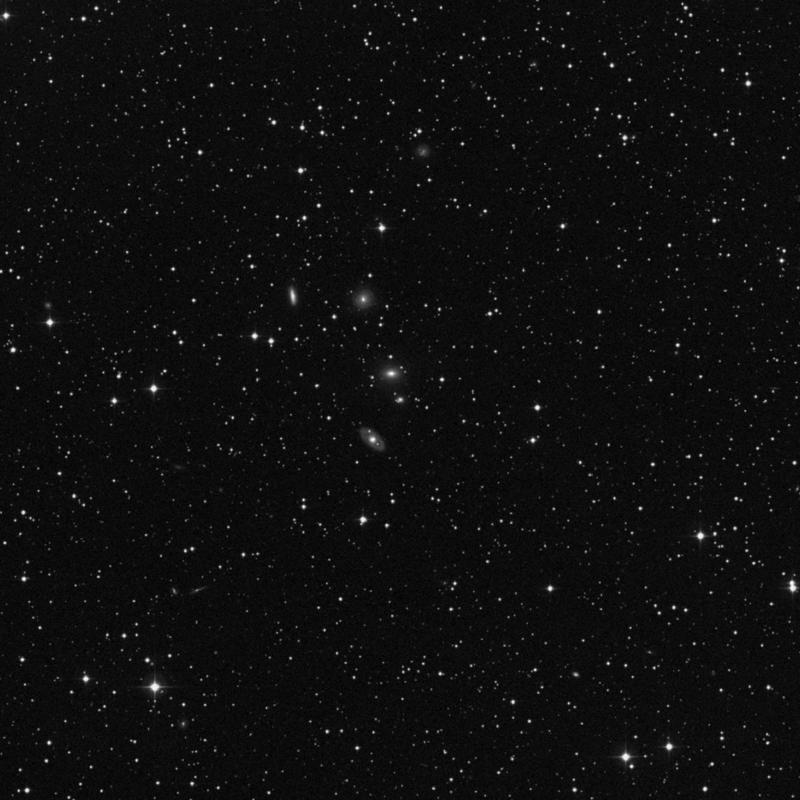 Image of NGC 2288 - Galaxy in Gemini star