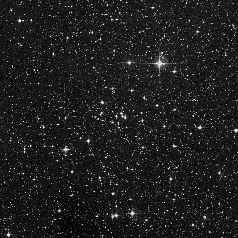 Image of NGC 2299 - Open Cluster in Monoceros star