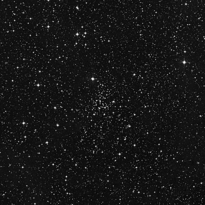 Image of NGC 2309 - Open Cluster in Monoceros star