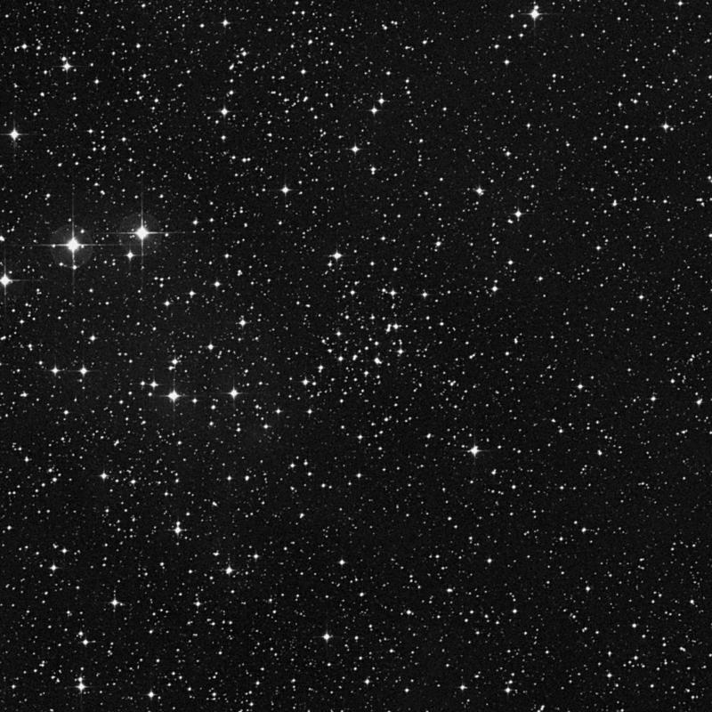 Image of NGC 2311 - Open Cluster in Monoceros star