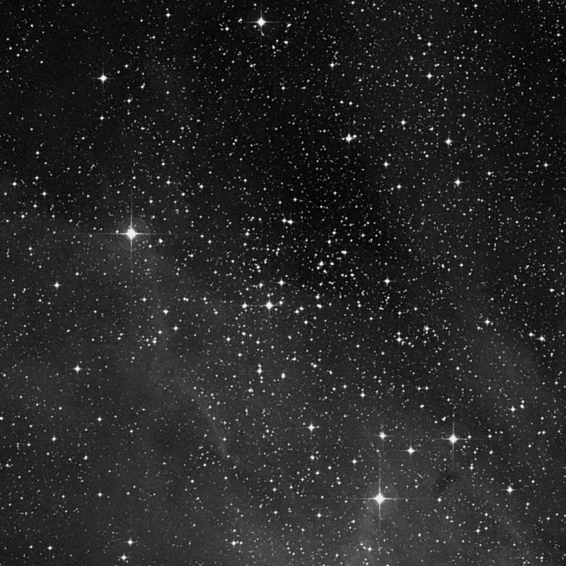 Image of NGC 2335 - Open Cluster in Monoceros star
