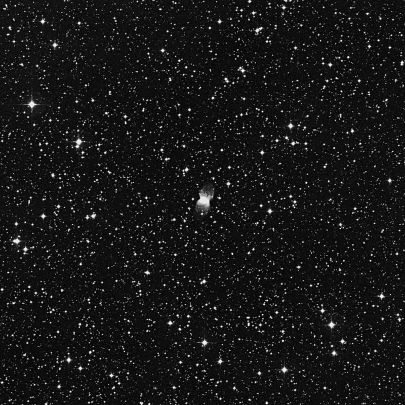Image of NGC 2346 - Planetary Nebula in Monoceros star