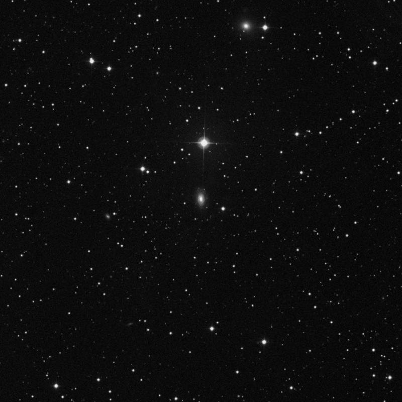 Image of NGC 2347 - Spiral Galaxy star