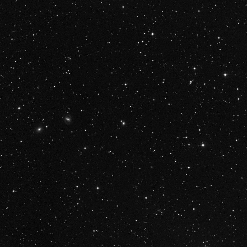 Image of NGC 2373 - Spiral Galaxy in Gemini star