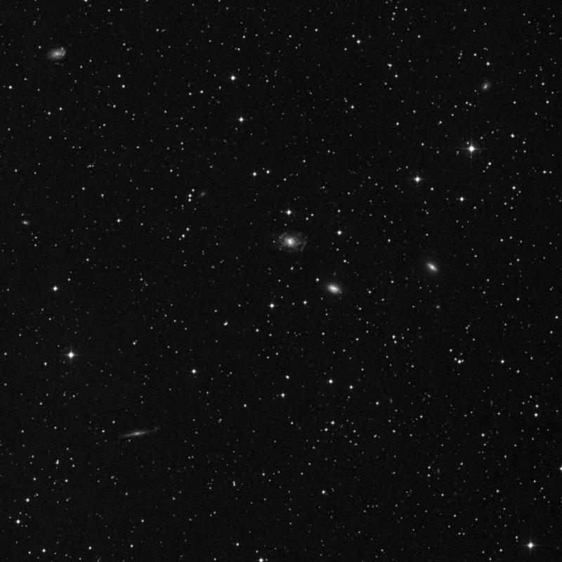 Image of NGC 2391 - Star in Gemini star