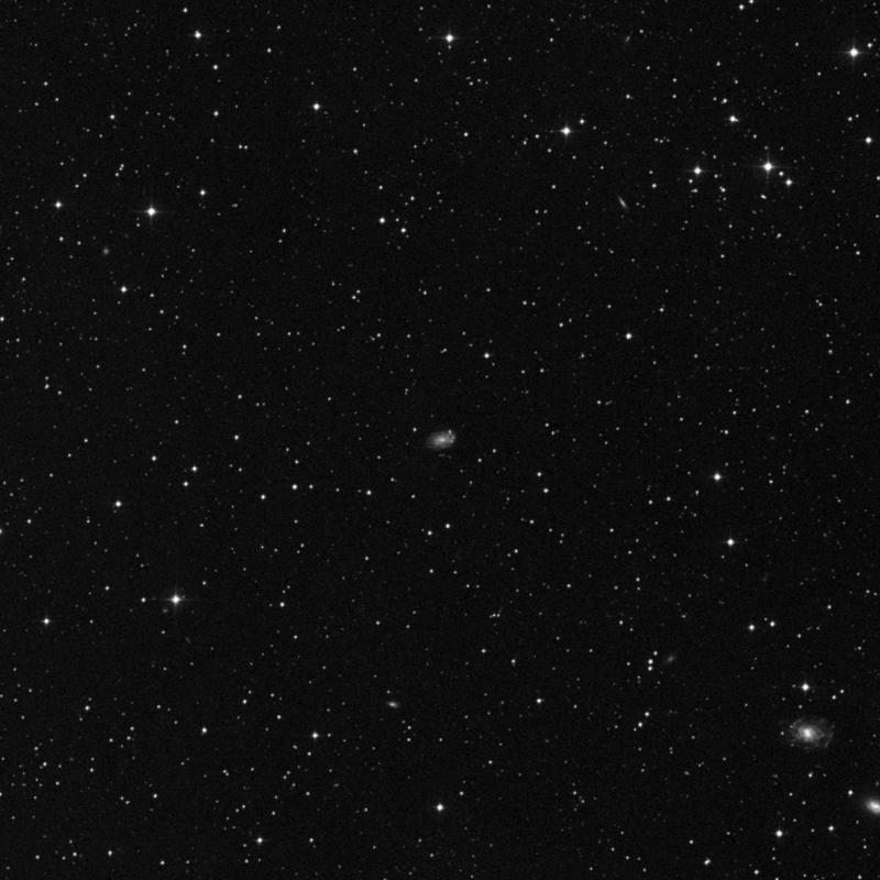 Image of NGC 2393 - Spiral Galaxy star