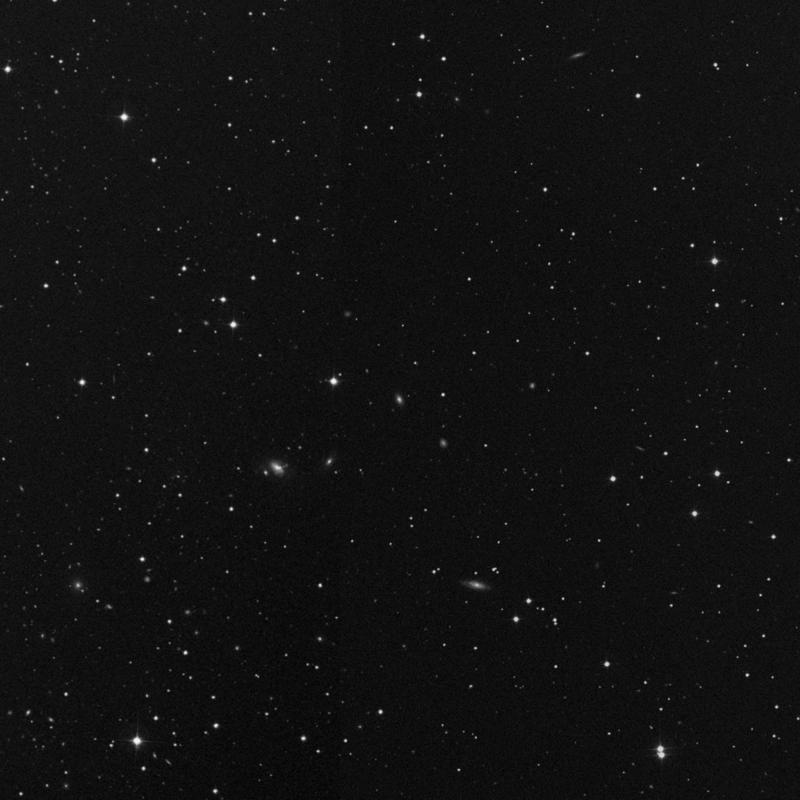 Image of NGC 2602 - Lenticular Galaxy in Ursa Major star