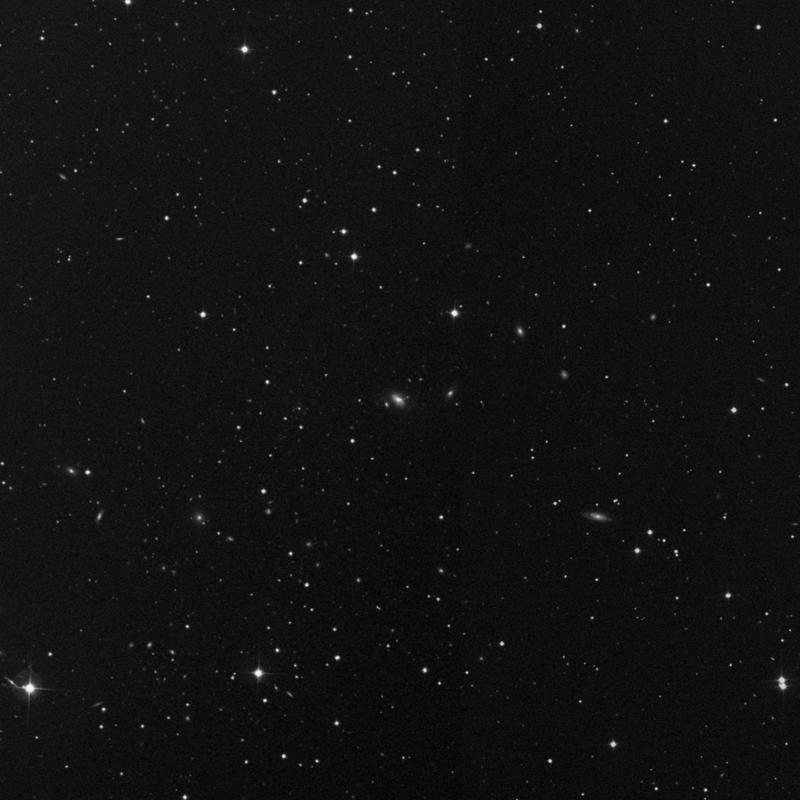 Image of NGC 2606 - Spiral Galaxy in Ursa Major star