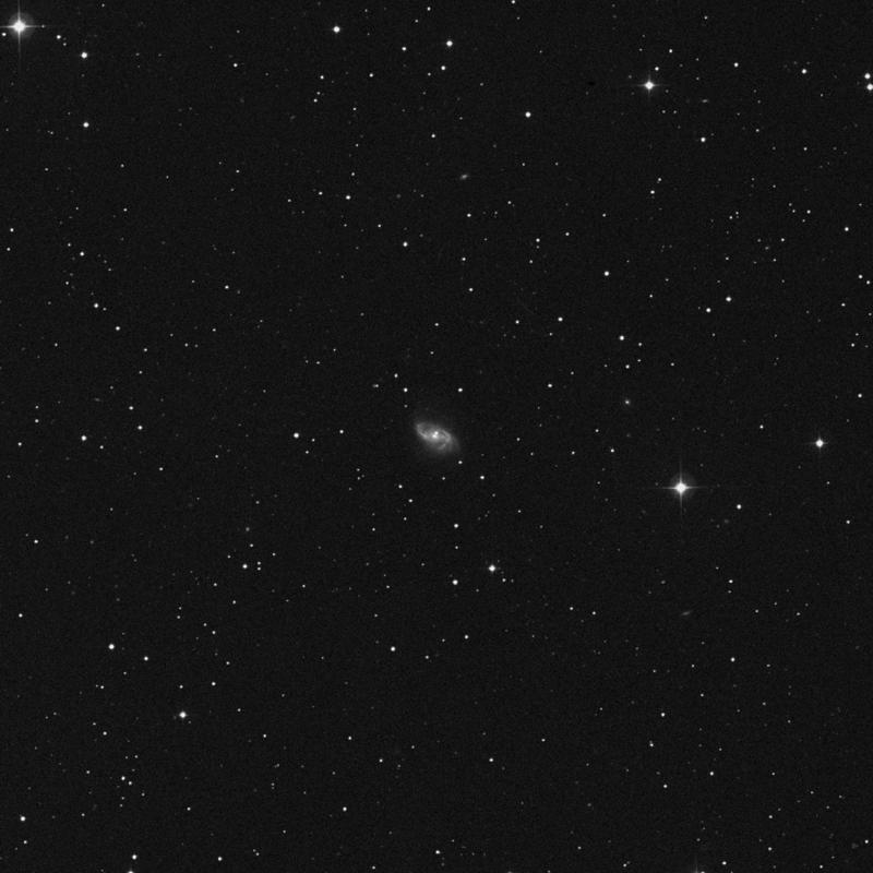 Image of NGC 2608 - Spiral Galaxy in Cancer star
