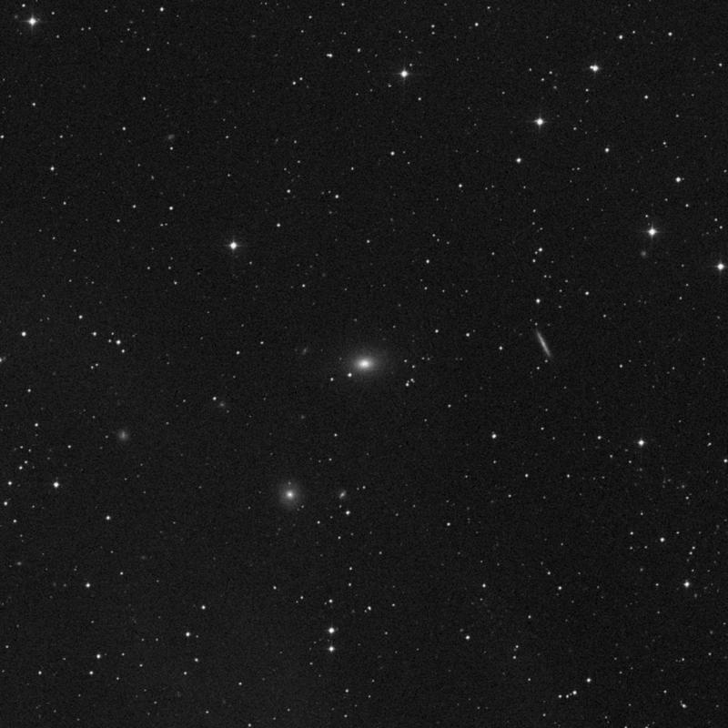 Image of NGC 2629 - Elliptical/Spiral Galaxy in Ursa Major star