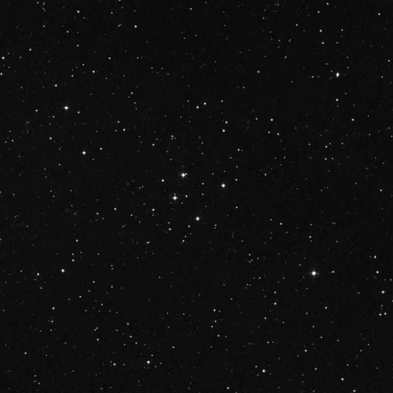 Image of NGC 2664 - Open Cluster in Cancer star