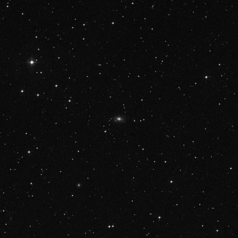 Image of NGC 2675 - Elliptical Galaxy in Ursa Major star