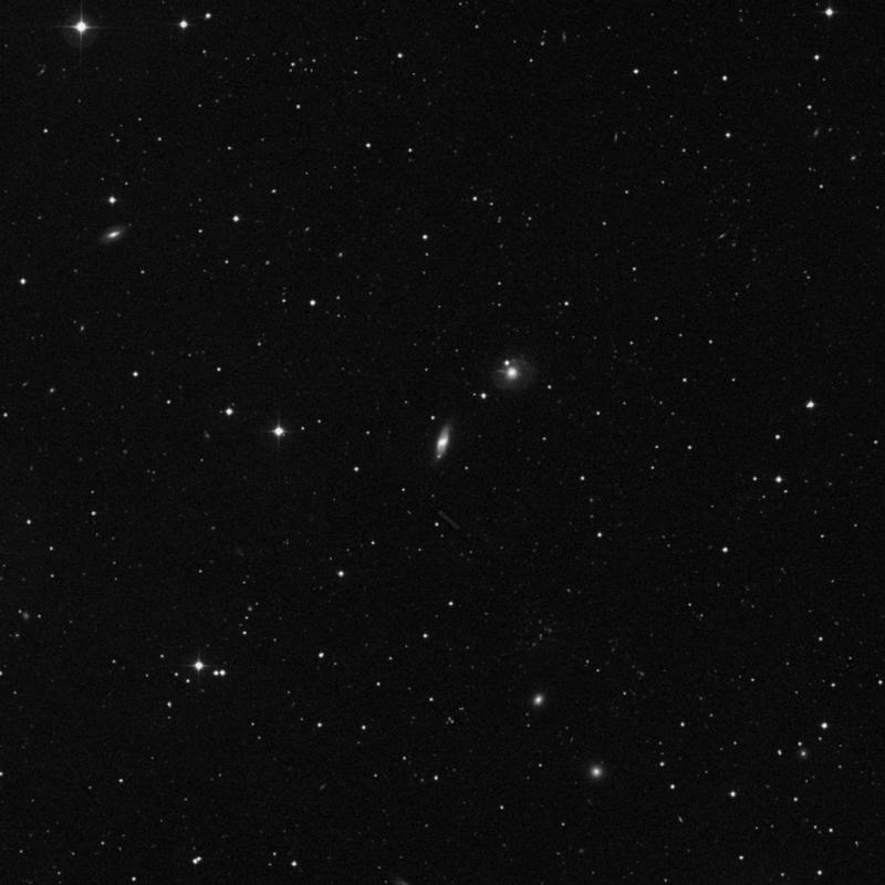 Image of NGC 2692 - Spiral Galaxy in Ursa Major star