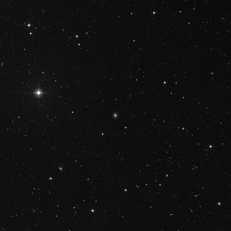 Image of IC 840 - Spiral Galaxy star