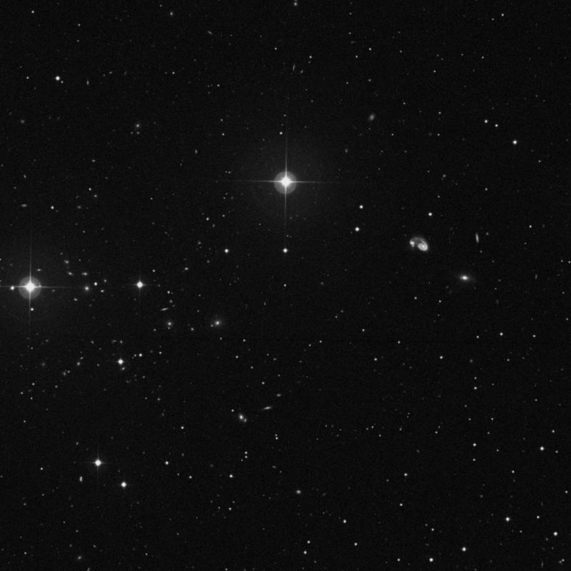 Image of IC 917 - Star in Ursa Major star