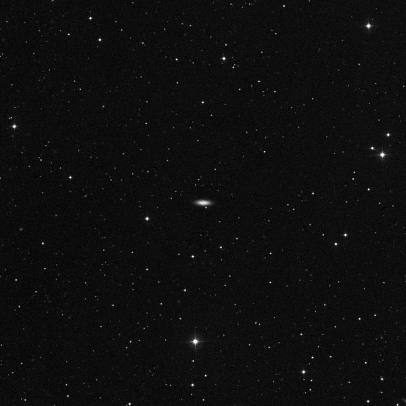Image of NGC 2726 - Spiral Galaxy in Ursa Major star
