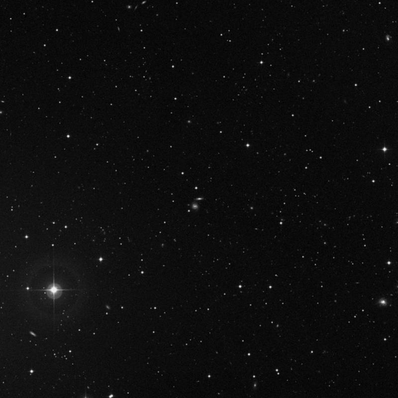 Image of NGC 2739 - Spiral Galaxy in Ursa Major star
