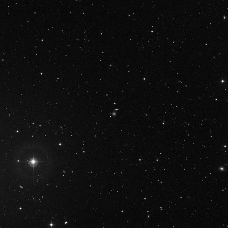 Image of NGC 2740 - Barred Spiral Galaxy in Ursa Major star
