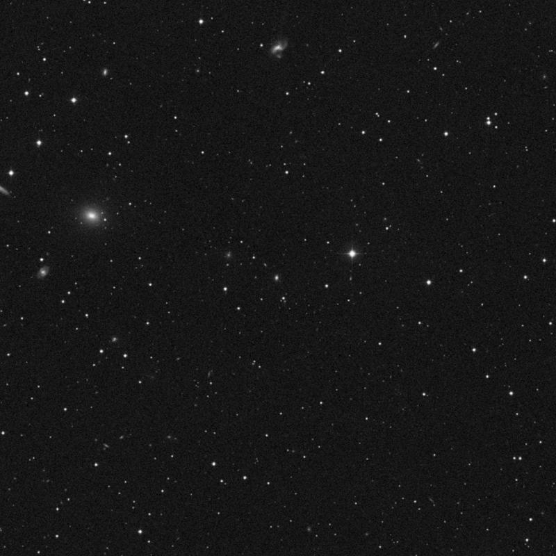 Image of NGC 2745 - Elliptical Galaxy in Cancer star