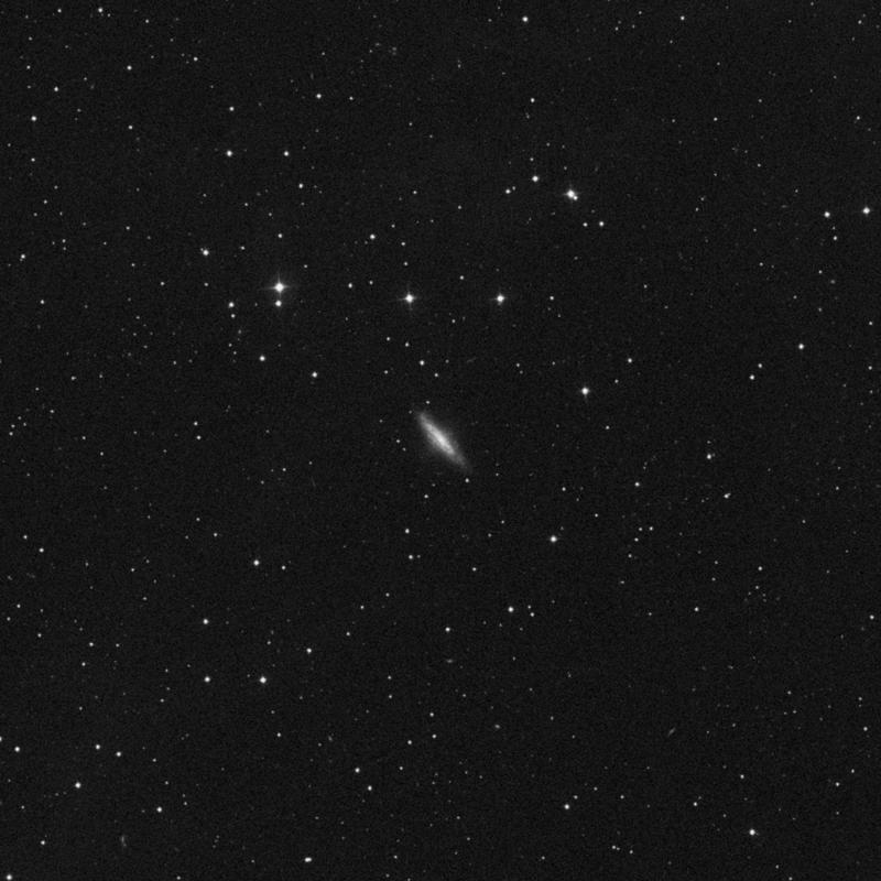 Image of NGC 2748 - Spiral Galaxy star