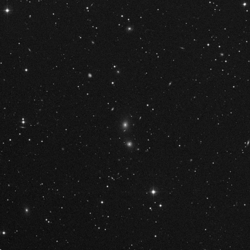 Image of NGC 2795 - Elliptical Galaxy in Cancer star